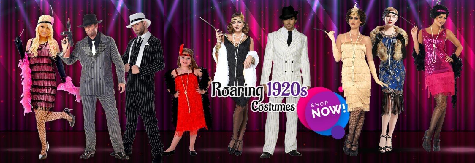 1920S Flapper Costumes