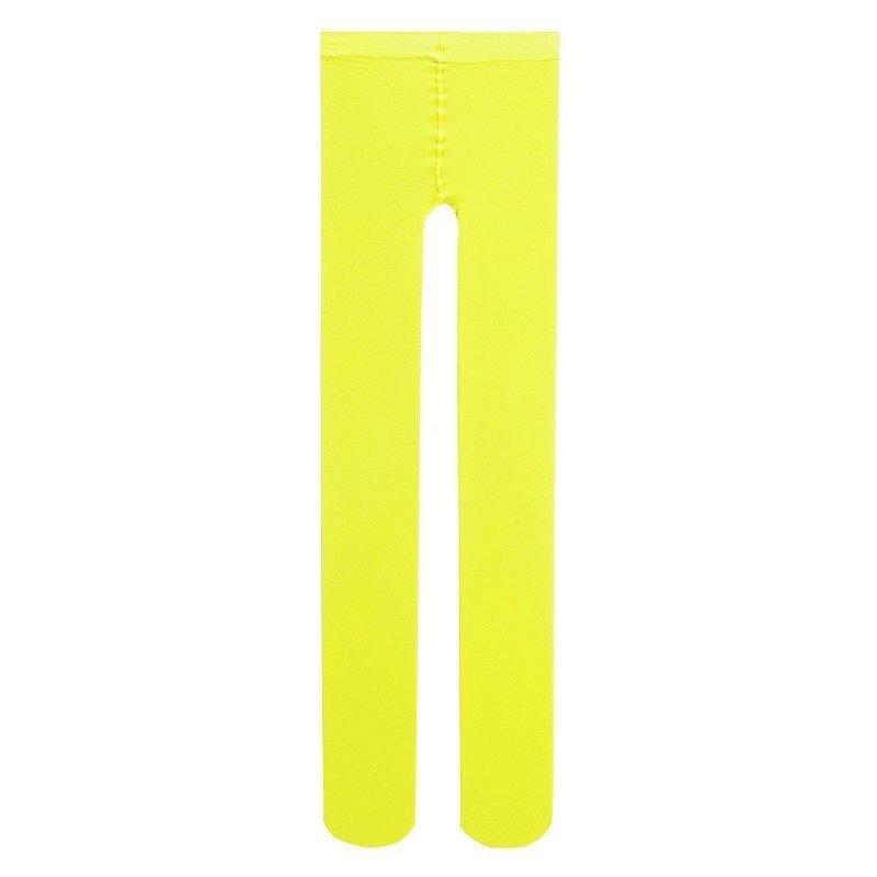K604-80s-70s-Disco-Opaque-Womens-Pantyhose-Stockings-Hosiery-Tights-80-Denier