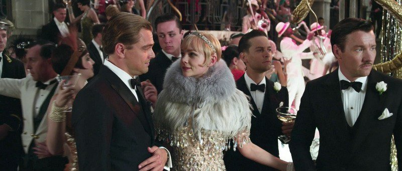 How to dress like the Great Gatsby men