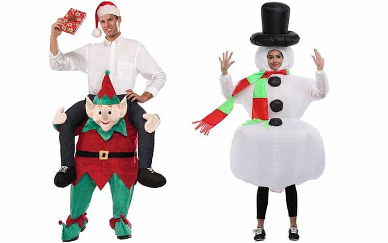 7 Christmas Costumes For Adults Blossom Costumes